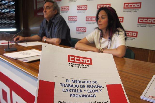 Valladolid. Presentación del estudio sobre el mercado de trabajo en 2016