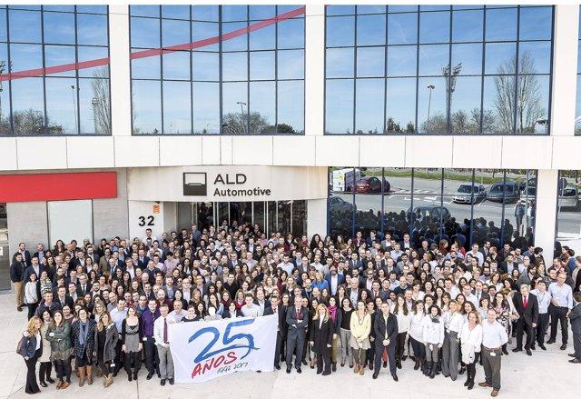 Aniversario de ALD Automtive en España