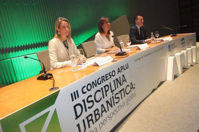 Jornadas de Disciplina Urbanística en Santiago
