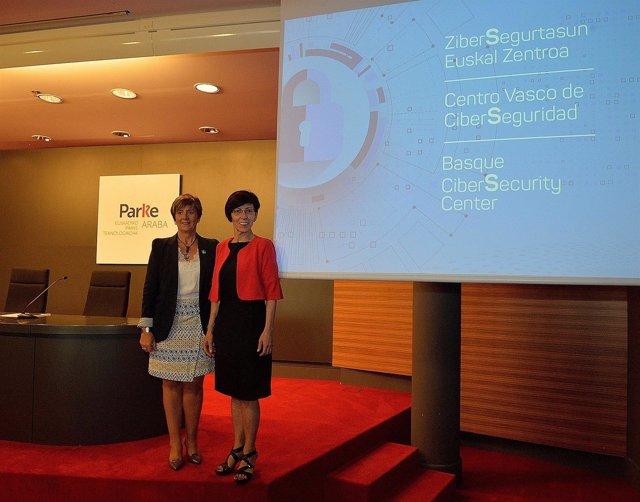 Presentación del Centro de Ciberseguridad de Euskadi