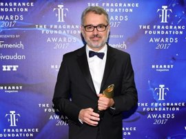 Marc Puig recibe el premio 'Hall of Fame 2017'