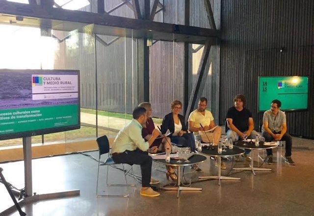 Ruz interviene en el foro 'Cultura y Medio Rural'