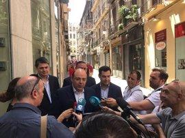 """Moreno reitera su exigencia a Díaz de hacer la gran reforma fiscal que """"Andalucía necesita"""""""