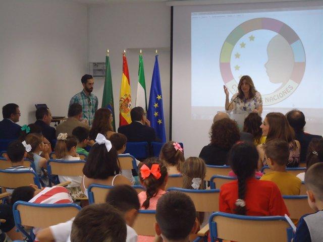 Susana Díaz en Vélez-Málaga
