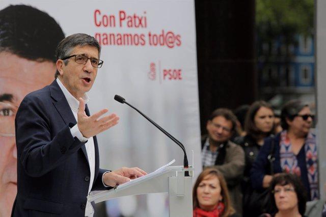 Patxi López