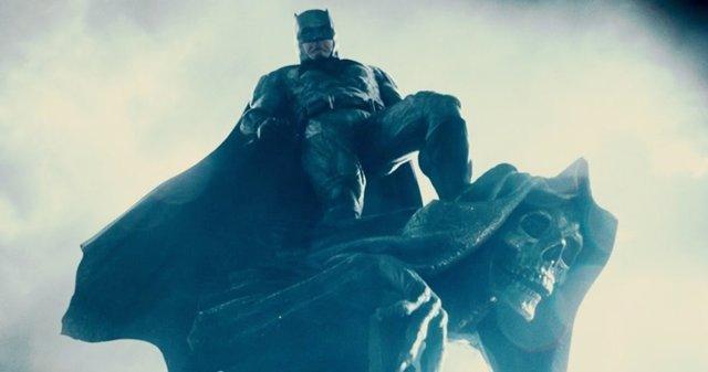 Batman en el teaser de La Liga de la Justicia