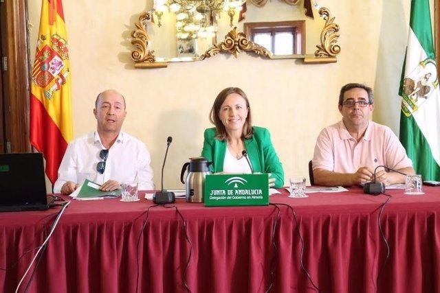 Fernández presenta la oferta de formación profesional para el próximo curso