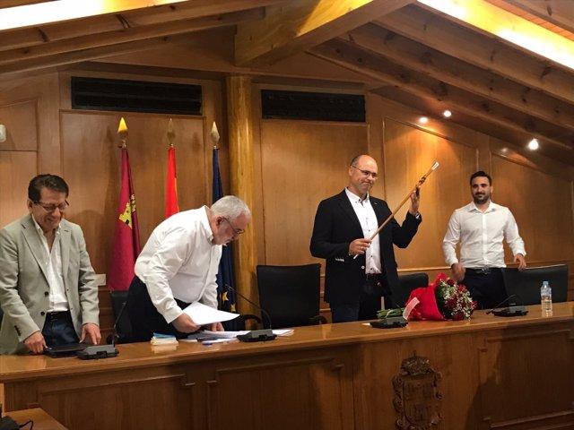 El Socialista Pedro Noguera, Nuevo Alcalde De Pliego