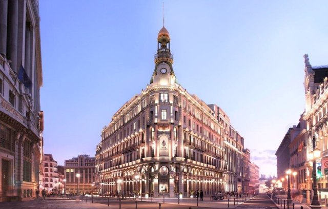 Proyecto Canalejas de Madrid de Grupo Villar Mir y OHL