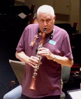 Saxofonista cubano Paquito D'Rivera
