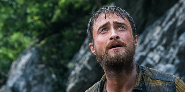 Daniel Radcliffe en Jungle