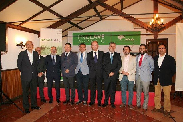 Foto Jornadas 'Enclave Agrario' en Antequera