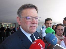 """Puig ve """"bien"""" y """"correcto"""" el nombramiento de Fernández Vara como presidente del Consejo de Política Federal del PSOE"""