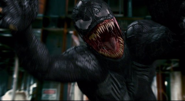 Venom en Spiderman 3