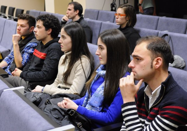 Estudiantes de doctorado