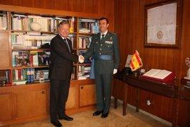José Antonio Nieto preside este viernes la toma de posesión del nuevo jefe de la Guardia Civil