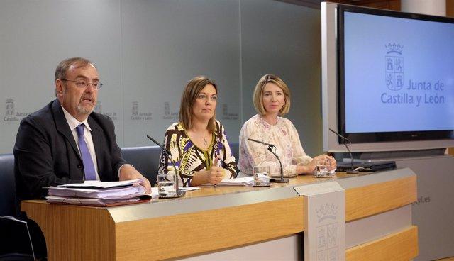 Valladolid. Consejo de Gobierno