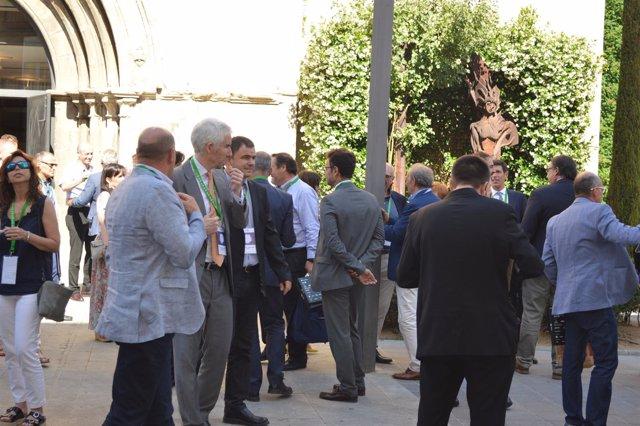 Unos 600 empresarios y directivos, en la Trobada Empresarial al Pirineu