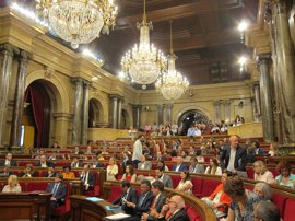 El Parlament rechaza una iniciativa de la CUP contra BCNWorld y alojamientos turísticos