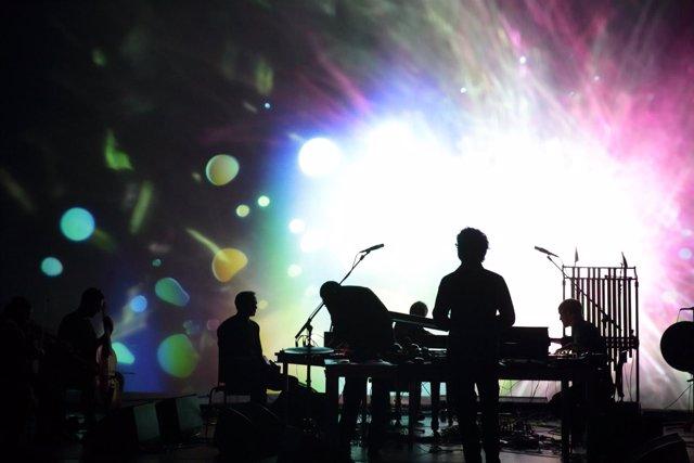 El colectivo de músicos de Berlín Stargaze
