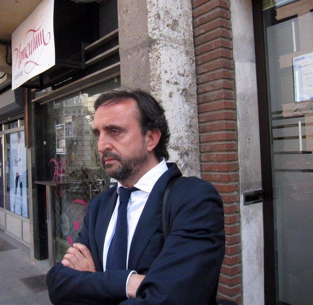 Alberto Esgueva, ex director de EXCAL.