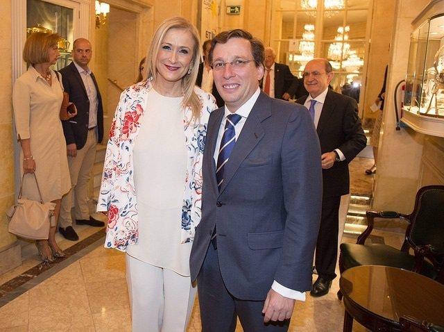 Cristina Cifuentes y Martínez Almeida