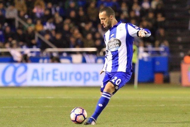 Guilherme dos Santos Torres, del Deportivo