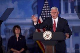 """Mike Pence acusa a Maduro de """"abuso de poder"""""""