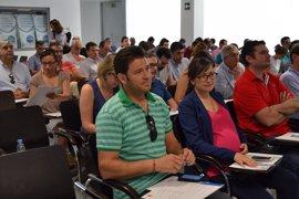 Promedio reúne a un centenar de expertos para evaluar medidas de ahorro energético en depuradoras