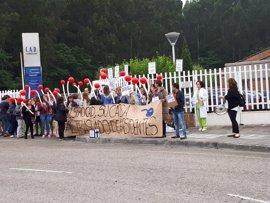 El Gobierno cifra el seguimiento de la huelga en el CAD de Sierrallana en un 27,2%