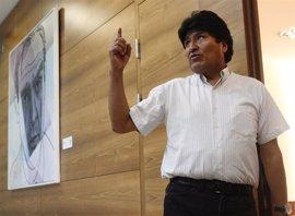 """Evo Morales responde al vicepresidente de Estados Unidos sobre su acusación de """"abuso de poder"""" a Nicolás Maduro"""