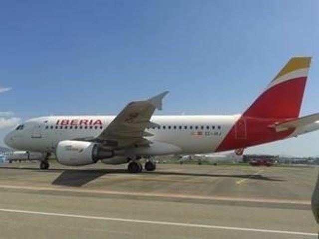 Aviones de Iberia