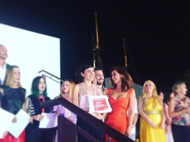 La diseñadora Pilar Sarmiento ganadora del primer #MallorcaDesignDay