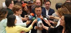 """Heredia (PSOE): """"Estaré donde el partido me ponga"""" tras el Congreso Federal"""