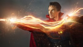 Doctor Extraño (Benedict Cumberbatch) se une al rodaje de Vengadores: Infinity War