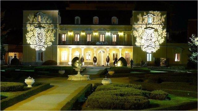Palacio de los Duques de Pastrana en Madrid