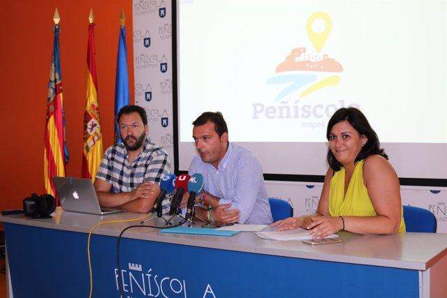Np Peñíscola Presenta Su Geoportal De Mapas Turísticos, El Primero En La Comunit