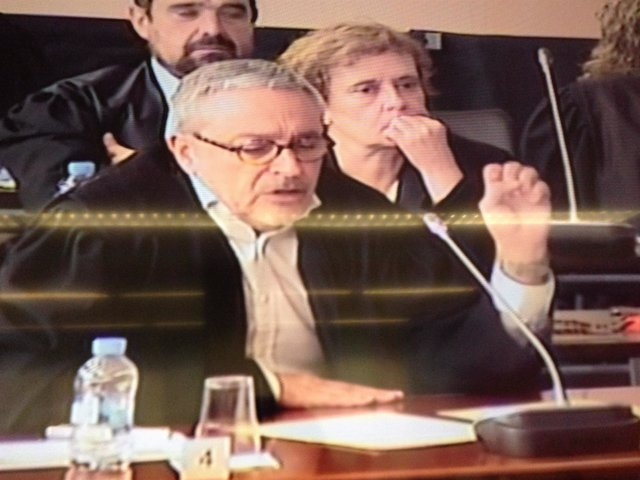 El abogado de CDC Xavier Melero