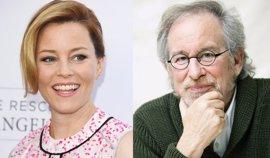 """Elizabeth Banks acusa a Steven Spielberg de machista y luego rectifica: """"La he cagado"""""""