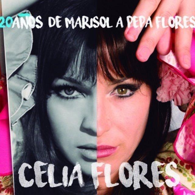 Cartel del concierto de Celia Flores