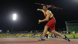 Héctor Cabrera competirá en el Campeonato de España de Atletismo Adaptado