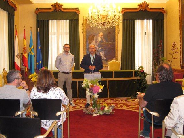 Jesus Martinez Salvador (Foro), Presentacion Actividades De Verano Del Botánico