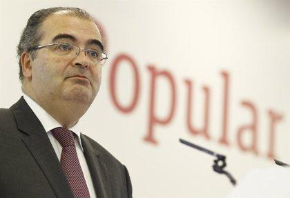 El juez desestima la demanda de Ángel Ron contra Popular por su indemnización