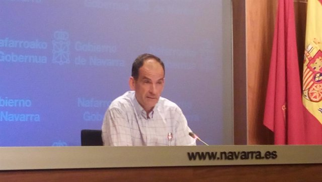 Luis esain Equiza, director gerente de la Hacienda Tributaria de Navarra