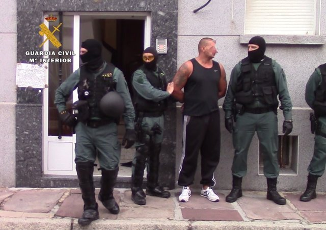 La Guardia Civil ha detenido al presunto autor
