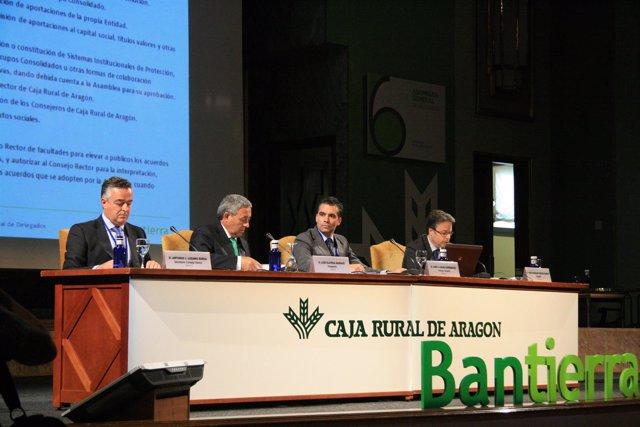 Asamblea General de Socios de Bantierra.