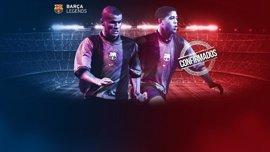 Rivaldo y Kluivert se suman a los Barça Legends para jugar contra el Manchester United