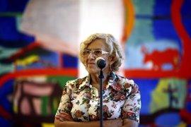 """Carmena arremete contra amnistía fiscal de Montoro anulada, que """"privó de un montón de efectivos que necesita el país"""""""