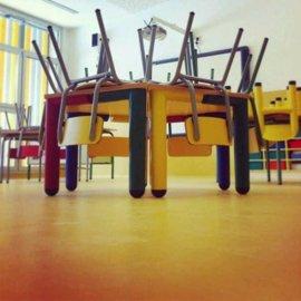 Educación trabaja en un protocolo para evitar las excesivas temperaturas en las aulas aragonesas