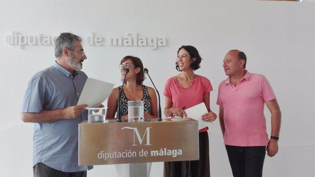 IU Unidos Podemos Renfe cercanías congreso pnl diputación málaga